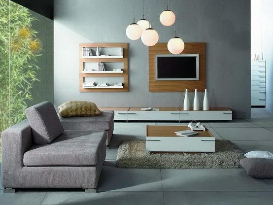 Nghệ thuật bài trí phòng khách theo phong cách - Archi