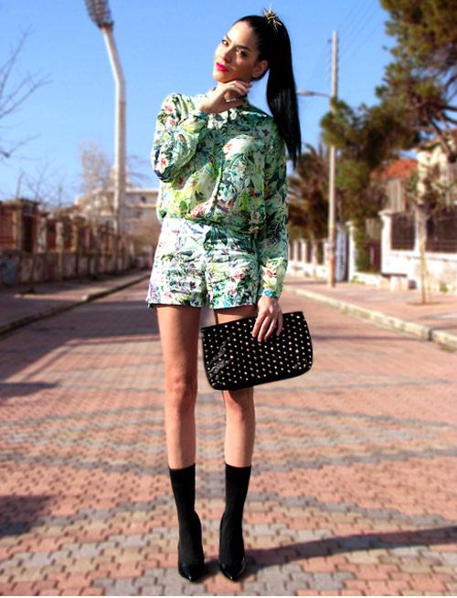 Sơ mi hoa Zara gây sốt cộng đồng thời trang - 28