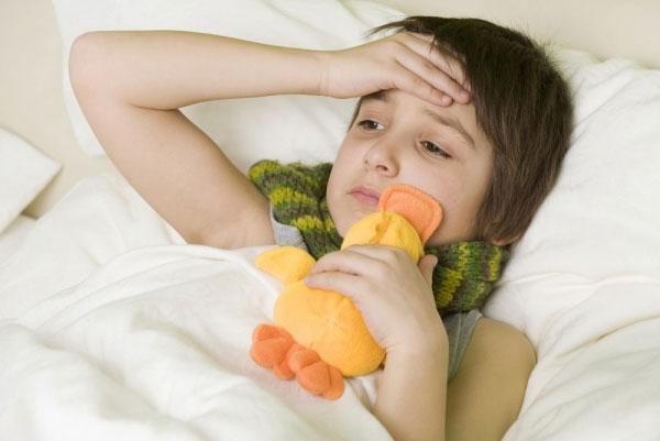 Sách dạy con: Bệnh quen ở trẻ mẫu giáo (P.1) - 2